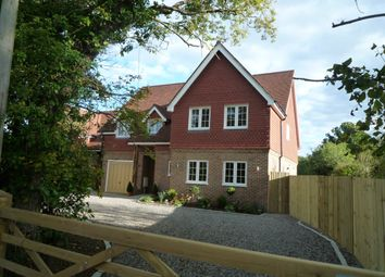 Thumbnail 5 bed detached house to rent in Kings Cross Lane, South Nutfield, Redhill