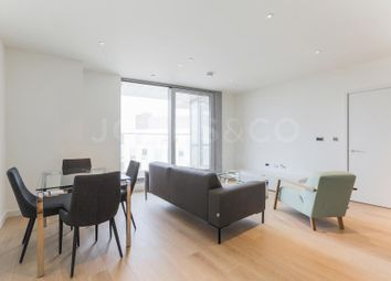 Thumbnail 2 bedroom flat to rent in Charrington Tower, London