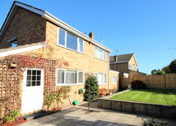 Thumbnail 3 bed detached house for sale in Greengales Court, Wheldrake, York
