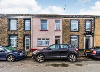 Thumbnail 3 bed terraced house for sale in Kilvey Terrace, St Thomas, Swansea, West Glamorgan