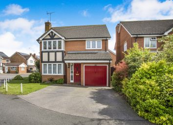 Thumbnail 4 bed detached house to rent in Harrison Grove, Kesgrave, Ipswich