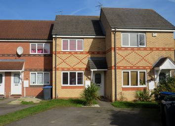 Thumbnail 2 bed terraced house for sale in Ajax Close, Rugby