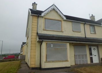 Thumbnail 4 bed semi-detached house for sale in 5A An Gleann Rua, Letterkenny, Donegal