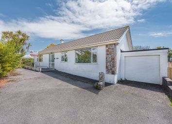 Thumbnail 3 bed bungalow for sale in Acton Castle, Rosudgeon, Penzance.