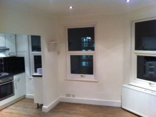 Thumbnail 1 bed flat to rent in Annandale Road, Chiswick