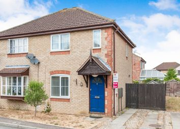Thumbnail 2 bedroom semi-detached house to rent in Hunters Oak, Watton, Thetford