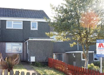 Thumbnail 3 bed terraced house for sale in Thurlestone Walk, Leigham, Plymouth