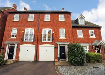 Thumbnail 3 bed detached house for sale in Willowbrook Way, Rearsby, Leicester, Leicestershire