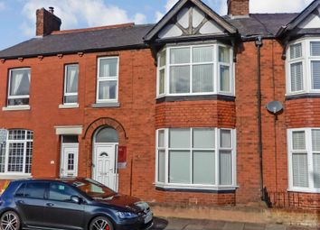 Thumbnail 3 bed terraced house for sale in 207 Greystone Road, Carlisle, Cumbria