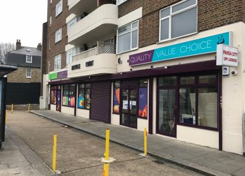 Thumbnail Retail premises for sale in Goldhawk Road, London