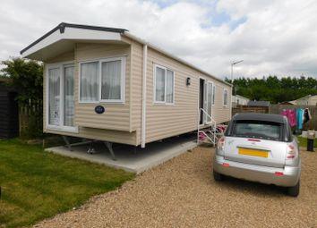 Thumbnail 2 bed mobile/park home for sale in Stonham Barns, Stonham Aspal