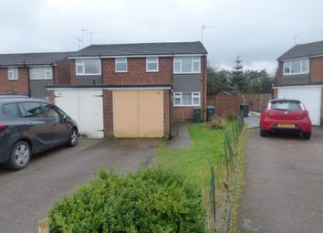 Thumbnail 3 bed semi-detached house for sale in Manfield Avenue, Walsgrave On Sowe, Coventry