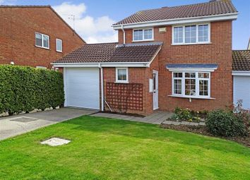 Thumbnail 3 bed detached house for sale in Paddock Drive, Chelmsford, Essex