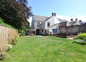 Thumbnail 4 bed end terrace house for sale in Castle Terrace, Steynton Road, Milford Haven