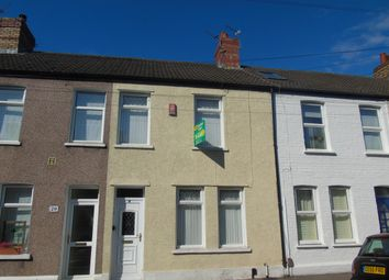 Thumbnail 2 bedroom property to rent in Daisy Street, Canton, Cardiff