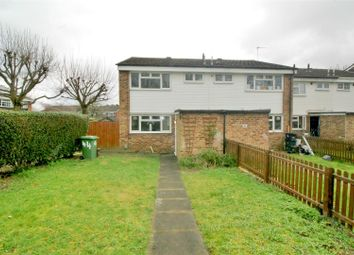 Thumbnail 3 bedroom end terrace house for sale in The Springs, Turnford, Hertfordshire