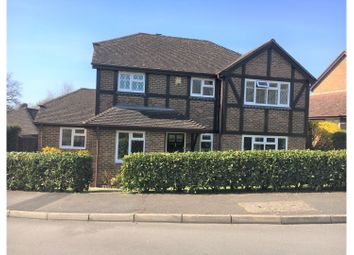 Thumbnail 4 bed detached house for sale in Browning Road, Fleet