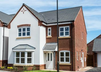 "4 bed detached house for sale in ""Mitford"" at Rykneld Road, Littleover, Derby DE23"