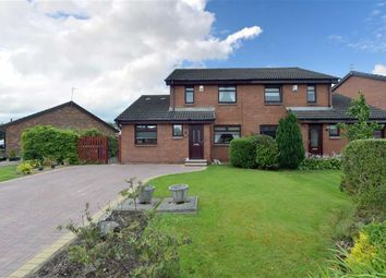 Thumbnail 4 bed semi-detached house for sale in Tarras Drive, Renfrew