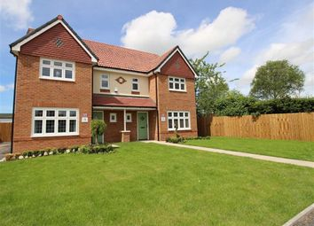 Thumbnail 4 bed semi-detached house for sale in Burlingham Park, Garstang, Preston