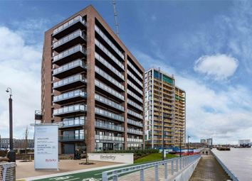 Thumbnail 3 bed flat for sale in Waterfront I, Royal Arsenal Riverside, London