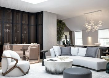 Thumbnail 3 bed flat for sale in The Wedgwood, Penthouse Apartment, The Park Crescent, Regent's Park