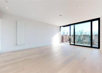 Thumbnail 2 bed flat to rent in Masthead House, London