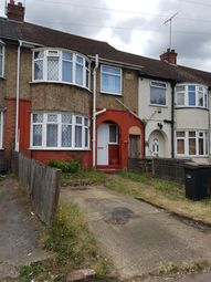 Thumbnail 3 bed terraced house to rent in Marsh Road, Luton