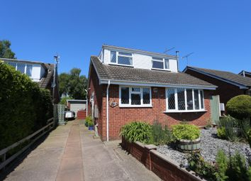 Thumbnail 4 bed detached house for sale in Willow Close, Tean