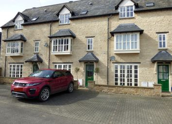 Thumbnail 3 bedroom terraced house to rent in Rock Court, Stamford, Lincolnshire