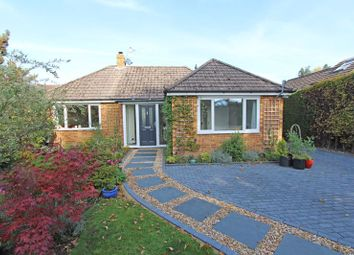 Lower Common Road, West Wellow, Romsey SO51. 3 bed detached bungalow for sale