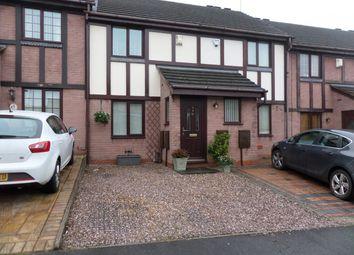 Thumbnail 2 bed terraced house for sale in Copplestone Grove, Stoke-On-Trent, Stoke-On-Trent