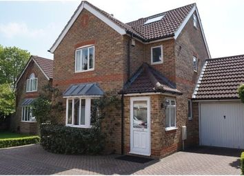 Thumbnail 4 bed detached house for sale in St. Elizabeth Drive, Epsom