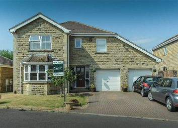 Thumbnail 4 bed detached house for sale in Glen View Road, Bingley, West Yorkshire