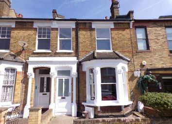 Thumbnail 2 bed terraced house for sale in Percy Road, London