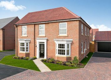 "Thumbnail 4 bed detached house for sale in ""Eden"" at Whites Lane, New Duston, Northampton"