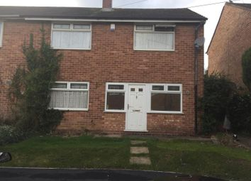 Thumbnail 3 bed end terrace house to rent in Bradnick Place, Tile Hill, Coventry