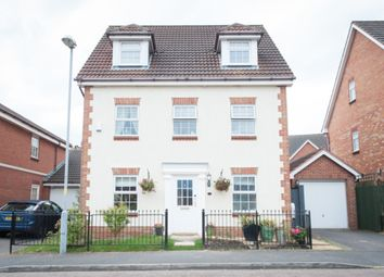 Thumbnail 4 bed detached house for sale in Water Mill Crescent, Sutton Coldfield