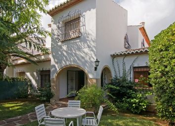 Thumbnail 3 bed link-detached house for sale in Jávea, Alicante, Spain