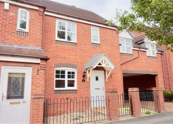 Thumbnail 3 bed end terrace house for sale in Marlborough Road, Telford