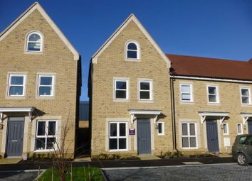 Thumbnail 3 bed end terrace house for sale in Bessemer Close, Bicester