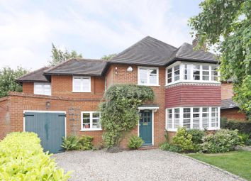 Thumbnail 4 bed detached house to rent in Gurnells Road, Seer Green, Beaconsfield, Buckinghamshire