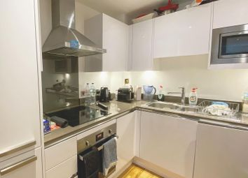 Thumbnail 1 bed flat to rent in Dowells Street, Greenwich, London