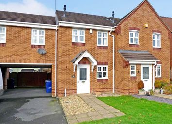 Thumbnail 3 bed terraced house for sale in Barn Way, Cannock, Staffordshire