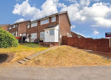 3 bed semi-detached house for sale in Slade Crescent, Kettering NN15