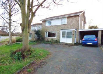 Thumbnail 5 bed detached house for sale in Bradwell Road, Peterborough, Cambridgeshire