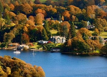 Thumbnail 4 bed flat for sale in Waters Edge, 4 Cannon Close, Storrs Park, Bowness-On-Windermere