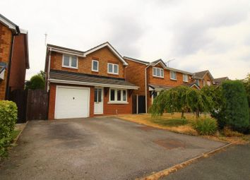 Thumbnail 3 bed detached house for sale in Friesian Gardens, Newcastle-Under-Lyme