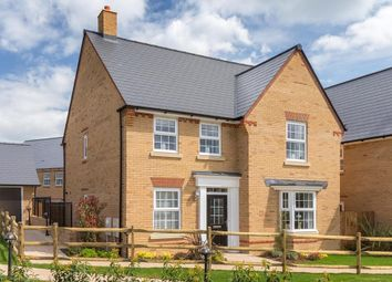 "Thumbnail 4 bed detached house for sale in ""Holden"" at Horton Road, Devizes"