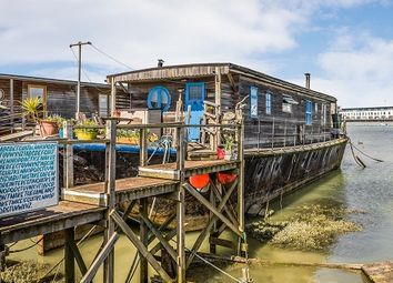 Thumbnail 3 bedroom houseboat for sale in 35 Riverbank, Shoreham-On-Sea, West Sussex